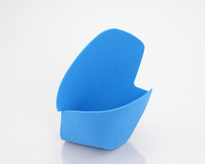 ポケットクッションSET ブルー