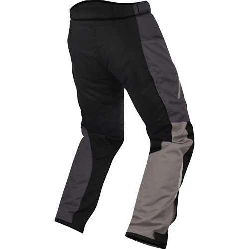 ANDES DRYSTAR パンツ グレー/ブラック XL