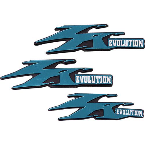 エンブレム リモコンジョグZR 3枚セット ブルー