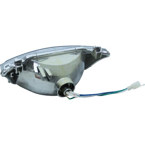 リモコンジョグ ZR/EVO エボリューション SA16J ヘッドライトアッセンブリ