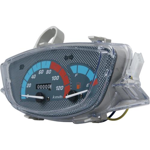 ライブディオ AF34 スピードメーターASSY 120km