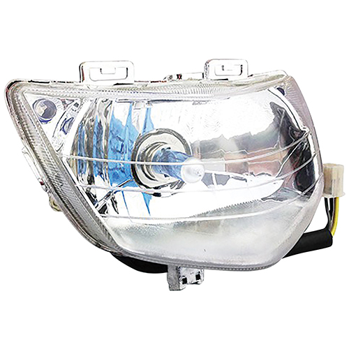 カスタムヘッドライト ポジションライト付 アドレスV125