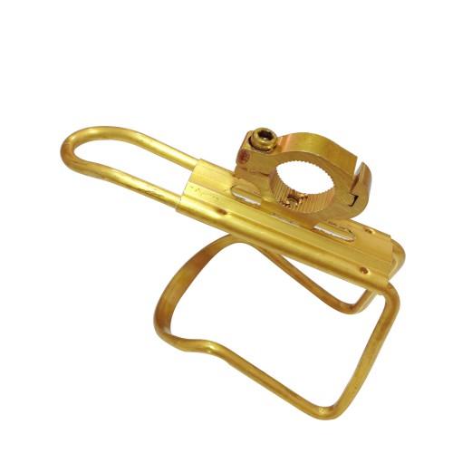 ドリンクホルダー バーハンドル用 ゴールド