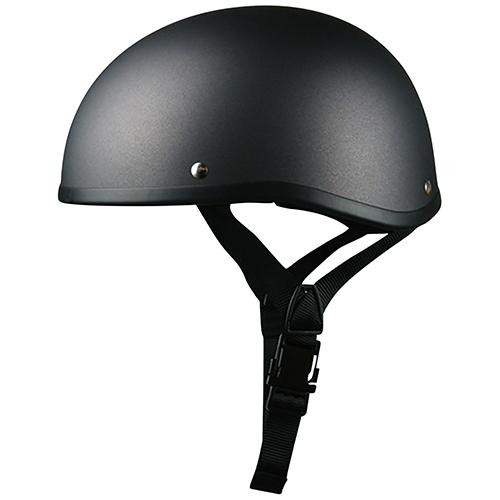 ダックテールヘルメット マットブラック