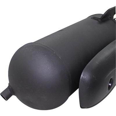 レッツ4用マフラー(O2センサー装着車モデル)