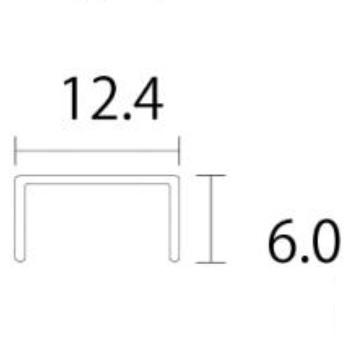 J1206N エアタッカー用ステーブル