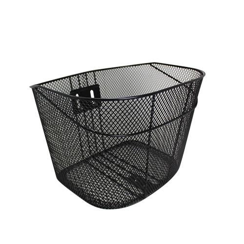 D型メッシュバスケット ブラック