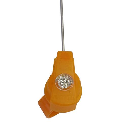 RLB36-SO ロッド式リモートレバー スケルトンオレンジ