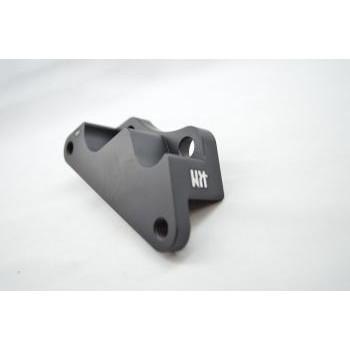 ディオ系 190mm用 ヤマンボ2POT 3Dキャリパーサポート マッドブラック