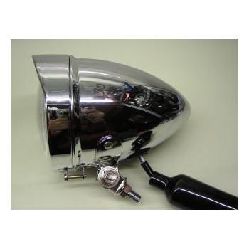 汎用ベーツタイプヘッドライト アメリカンロケットタイプ ロング