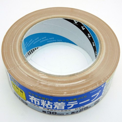 布粘着テープ No.159 38mm×25m
