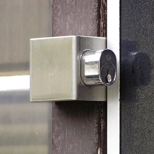 防犯強化ロック ドア用 おでかけロック F617