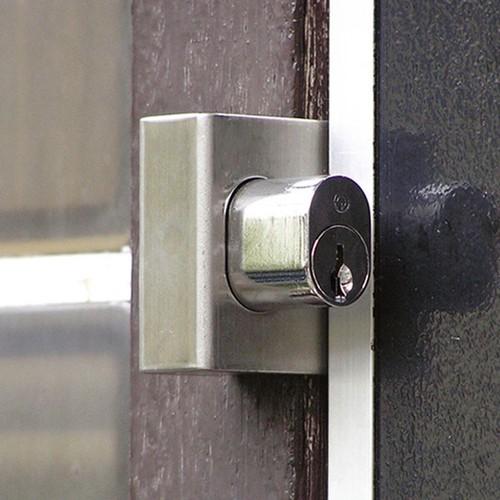 防犯強化ロック ドア用 おでかけロック F618