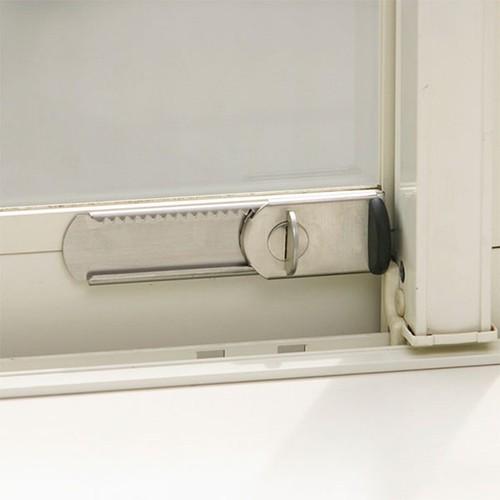 防犯強化ロック窓用 はいれーぬ鍵なし