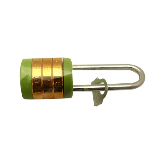 ツル長丸文字合せ錠 BH-205