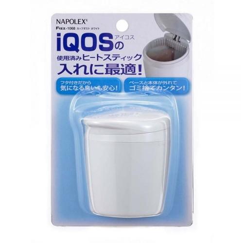 iQOS(アイコス)専用 カップダスト ホワイト