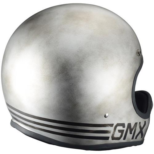 ヘルメット G-MX LTD Steely SV/BK 57-59cm