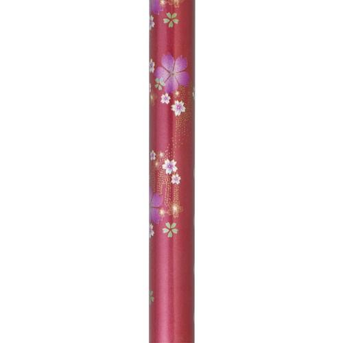 テイコブEP03 伸縮ステッキ 紅桜 248077