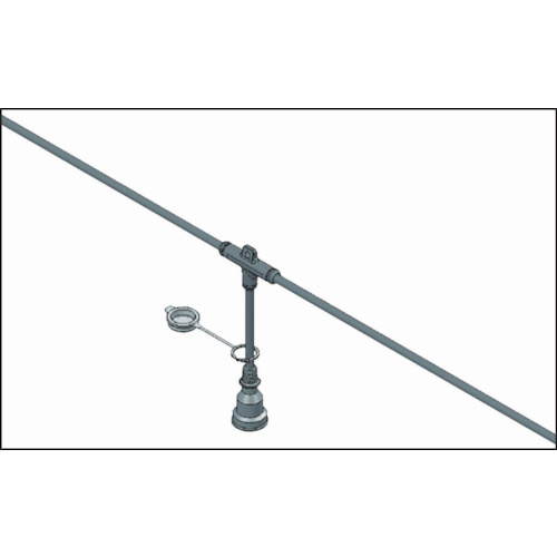 分岐ケーブル ESTCシリーズ 25m 防水コネクター ESTCー25Mー353ー5