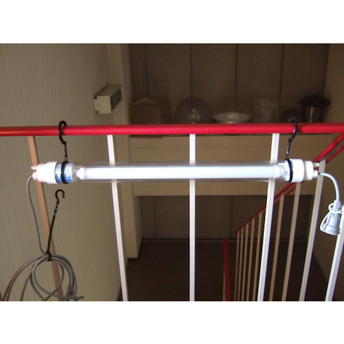 LEDポールランタン PL0ー20LERW スイッチ付・連結タ