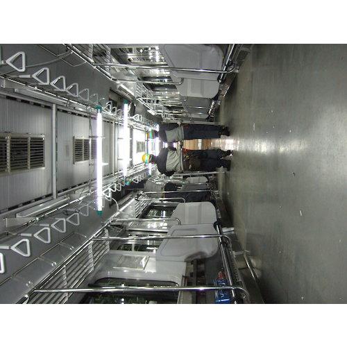 LEDポールランタン PL0ー40LERW スイッチ付・連結タ