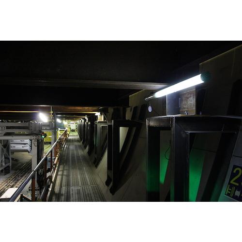 非常灯LEDポールランタン PL0Eー72LE(1Hタイプ)
