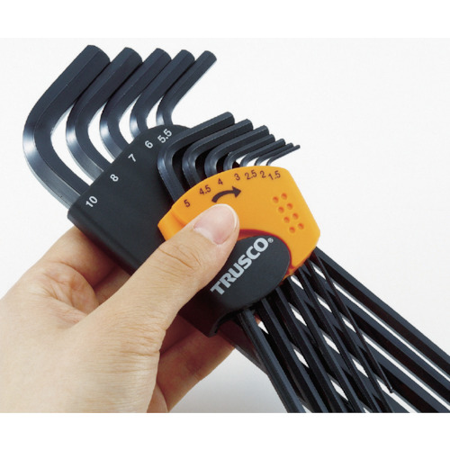 六角棒レンチ(標準タイプ)7.0mm