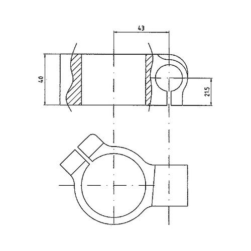 【受注生産品】RME セパハンキット Sportモデル 005-SP00505N