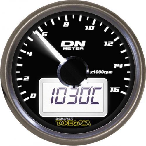 ミディアムDNタコメーター T2(WT・LED)