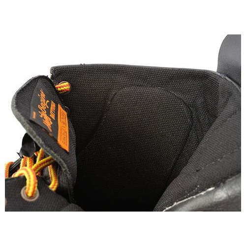 HBS-003 ショートブーツ ブラック 26.0cm