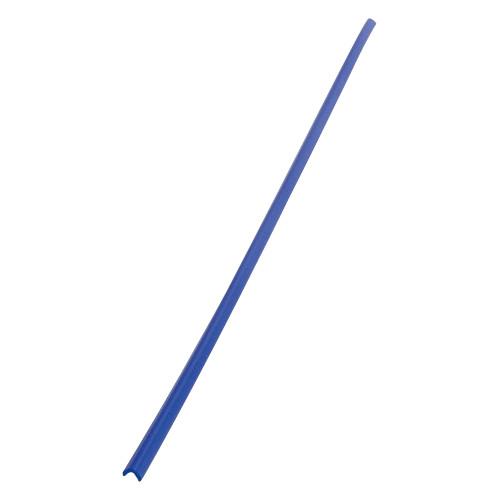 安心クッションL字型90cm 極細 ブルー
