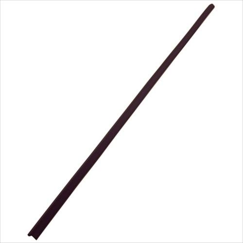 安心クッションL字型90cm 極細 ブラウン