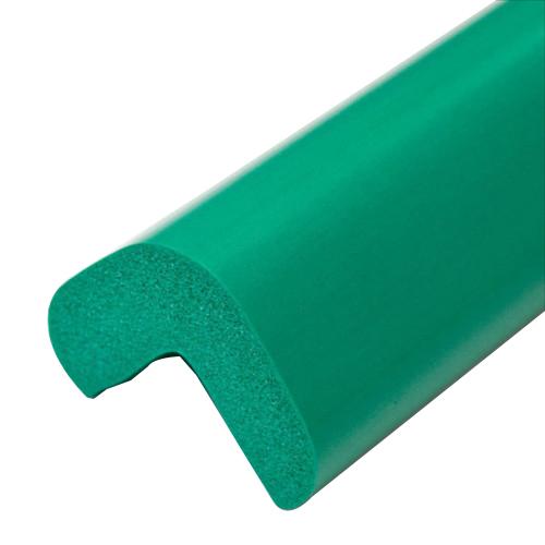 安心クッションL字型90cm 大 グリーン