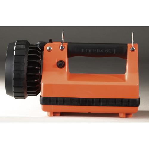 Eフラッド ライトボックス(オレンジ)