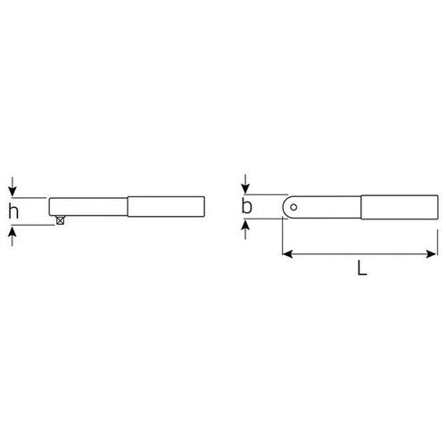 産業用トルクレンチ 1.5-12.5Nm
