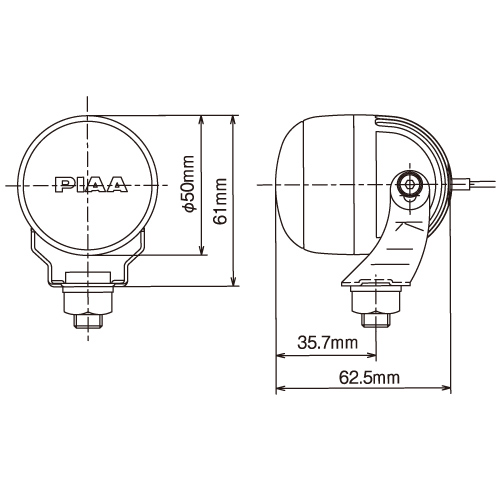 ML29 ランプ 002S-I イオンタイプ