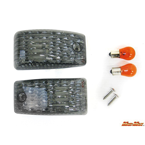 プロフィア レンジャープロ 灯火規制対応型 ドアサイドマーカー ライトスモーク