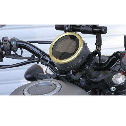 メーターリング ブラス製 レブル250/500 20y-