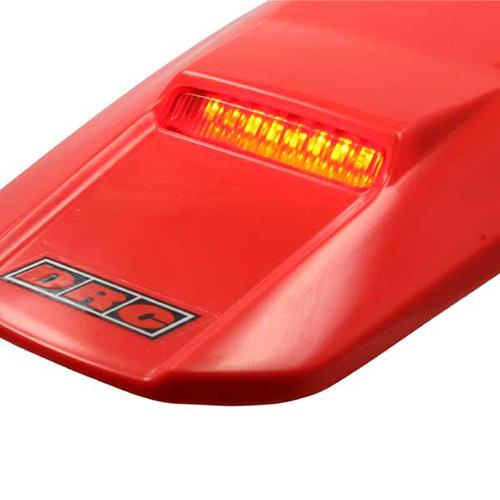 モトレッド LEDテールライト(CRF250X/450X用) レッド