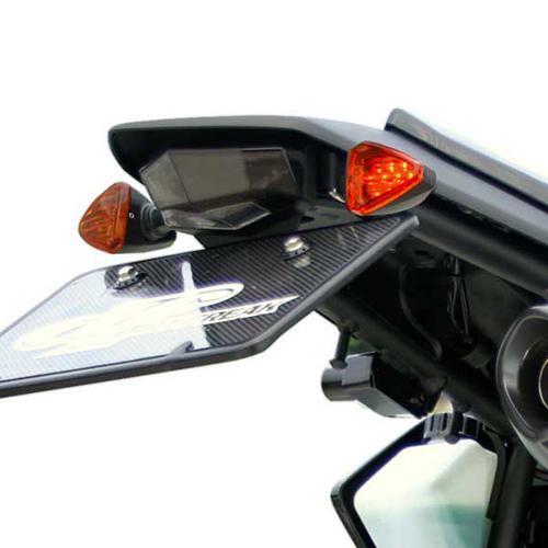 モトレッド Type-601 LEDフラッシャー オレンジ