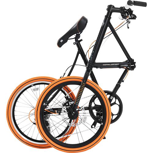 【直送】FX12 レンファーラ 20インチ オレンジ×ブラック