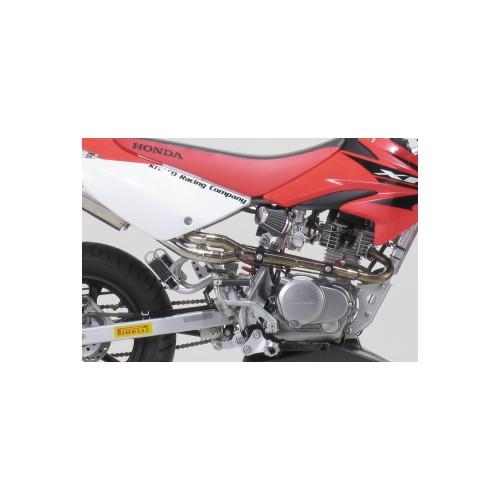 電装プレート-XR50/100 モタード用