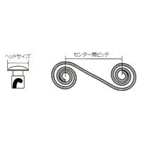 ワンタッチファスナー 672-0000010