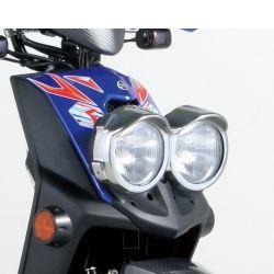 ヘッドライトバイザー 800-0090900