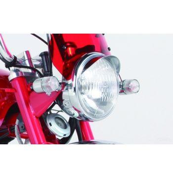 ヘッドライトバイザー 800-0100100