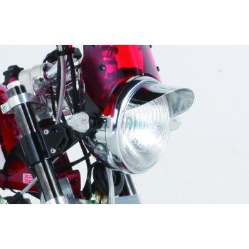 ヘッドライトバイザー 800-0100110