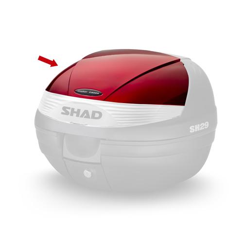 SH29専用カラーパネル レッド