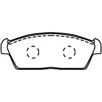 D9023-02 ブレーキパッド