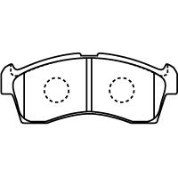 D9041-02 ブレーキパッド