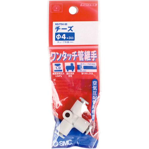 W管継手 チーズ KQ2T04-00
